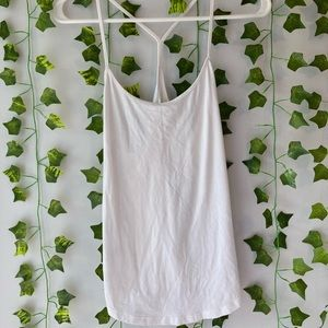 Viscose Fitted Tank